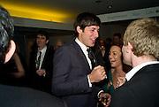 MARK RONSON, GQ 2008 Men of the Year awards. Royal Opera House. Covent Garden. London. 2 September 2008 *** Local Caption *** -DO NOT ARCHIVE-© Copyright Photograph by Dafydd Jones. 248 Clapham Rd. London SW9 0PZ. Tel 0207 820 0771. www.dafjones.com.