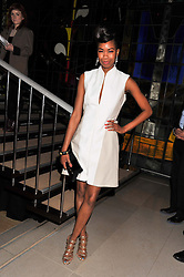 TOLULA ADEYEMI at the 2012 Rodial Beautiful Awards held at The Sanderson Hotel, Berners Street, London on 6th March 2012.