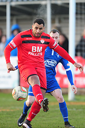 RENE HOWE KETTERING  TOWN, Kettering Town v Stratford Town Evo Stik Southern League Latimer Park, Saturday 9th December 2017. Score 2-0