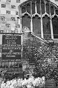"Henley, Oxfordshire. England General View; ""The Red Lion""  A chalk board advertising some of the Hotels functions viewed from front entrance in Hart Street Thursday  01/12/2016<br /> © Peter SPURRIER<br /> LEICA CAMERA AG  LEICA Q (Typ 116)  f1.7  1/400sec  35mm  7.8MB"