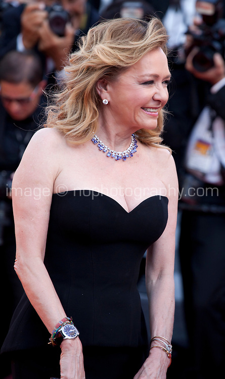 Caroline Scheufele, Co President and Artistic Director of Chopard, arriving to the Closing Ceremony and awards at the 70th Cannes Film Festival Sunday 28th May 2017, Cannes, France. Photo credit: Doreen Kennedy