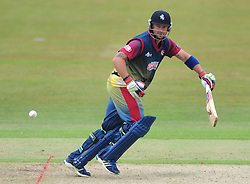 Sam Northeast of Kent - Photo mandatory by-line: Dougie Allward/JMP - Mobile: 07966 386802 - 12/07/2015 - SPORT - Cricket - Cheltenham - Cheltenham College - Natwest Blast T20