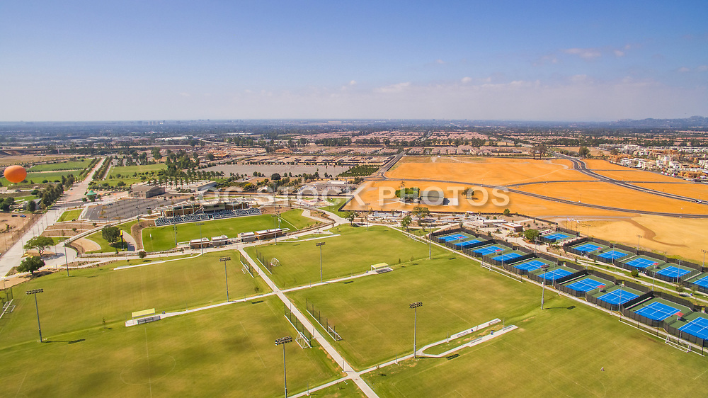 Great Park Sports Complex Irvine California