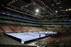 Davis Cup Final - France V Belgium - 21 Nov 2017