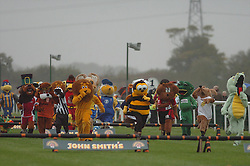 START OF THE 2008 JOHN SMITHS MASCOT GRAND NATIONAL,  John Smiths Mascot Grand National, Huntingdon Racecourse Sunday 5th October 2008