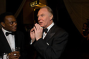 TIM PIGOTT-SMITH, The Royal Shakespeare Company (Stratford) fundraising dinner and auction to benefit company's Artists' Development Programme. Lawrence Hall, Greycoat St. London. 28 October 2008 *** Local Caption *** -DO NOT ARCHIVE-© Copyright Photograph by Dafydd Jones. 248 Clapham Rd. London SW9 0PZ. Tel 0207 820 0771. www.dafjones.com.