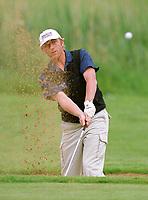 Golf/Tennis: BECKER, Boris   beim  Golf