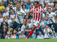 Tottenham Hotspur v Stoke City - Premier League - 15/08/2015