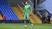 Alex McCarthy in action during the Final Third Development League match between U21 Crystal Palace and U21 Bristol City at Selhurst Park, London, England on 3 November 2015. Photo by Michael Hulf.