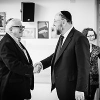Chief Rabbi at Langdon 06.04.2016