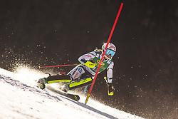 Martina Dubovska (CZE) during the Ladies' Slalom at 56th Golden Fox event at Audi FIS Ski World Cup 2019/20, on February 16, 2020 in Podkoren, Kranjska Gora, Slovenia. Photo by Matic Ritonja / Sportida