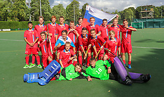 U18 Boys Euro Hockey Cardiff 2018