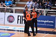 DESCRIZIONE : Trento Nazionale Italia Uomini Trentino Basket Cup Italia Belgio Italy Belgium<br /> GIOCATORE : Arbitri<br /> CATEGORIA : Arbitri<br /> SQUADRA : Arbitri<br /> EVENTO : Trentino Basket Cup<br /> GARA : Italia Belgio Italy Belgium<br /> DATA : 12/07/2014<br /> SPORT : Pallacanestro<br /> AUTORE : Agenzia Ciamillo-Castoria/GiulioCiamillo<br /> Galleria : FIP Nazionali 2014<br /> Fotonotizia : Trento Nazionale Italia Uomini Trentino Basket Cup Italia Belgio Italy Belgium