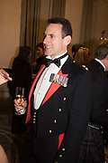 ALEX FREEBORN, The Royal Caledonian Ball 2016. Grosvenor House. Park Lane, London. 29 April 2016