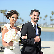 Teresa and Carlo | Mission Bay, San Diego