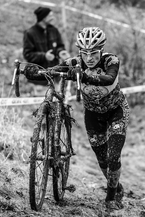 To say Laura Webb is tough as nails gives nails way too much credit... At the 2012 Broadview Heights, Ohio cyclocross race.