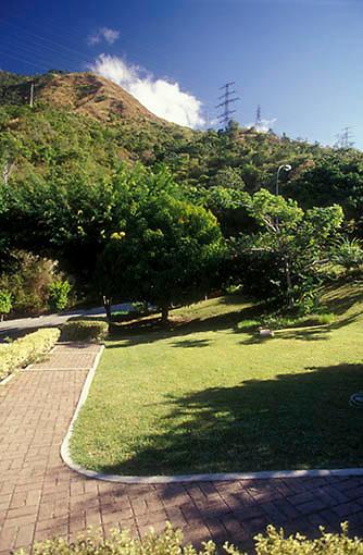 Cerro Avila, Terrazas del Avila, Caracas, Distrito Federal, Venezuela .