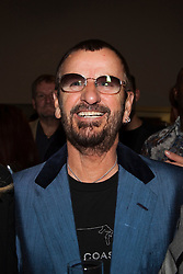 "© under license to London News Pictures. LONDON, 19/05/2011. Ringo Starr, smiling, portrait. Opening of the Tommy Nutter Exhibition ""Rebel on the Row"" at the Fashion and Textile Museum, London. Photo credit should read BETTINA STRENSKE/LNP"