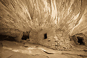 House on Fire Ruin, Cedar Mesa, Bears Ears National Monument, Utah, USA