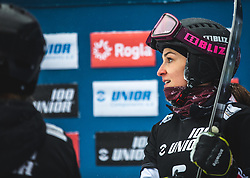 HOCHREITER Melanie during FIS alpine snowboard world cup 2019/20 on 18th of January on Rogla Slovenia<br /> Photo by Matic Ritonja / Sportida