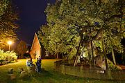 The Femeiche, a pedunculate oak (Quercus robur) in the North Rhine-Westphalian town of Erle is with 1300 years one of the oldest trees in Germany. Femeral courts were held under the oak until the 16th century. | Die Femeiche, eine Stieleiche (Quercus robur) im nordrhein-westfälischen Ort Erle ist mit 1300 Jahren einer der ältesten Bäume Deutschlands. Unter der Eiche wurden bis zum 16. Jahrhundert Femegerichte abgehalten.  http://de.wikipedia.org/wiki/Femeiche