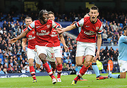 Manchester City v Arsenal 230912