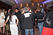London Bar & Club Awards.  Annual awards honouring the best of London nightlife, InterContinental Hotel, Park Lane, London, 12 June 2012.