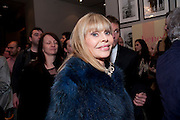 BRITT EKLAND, Savoy Theatre's Legally Blonde- The Musical,  Gala night. After-party at the Waldorf Hilton. London. 13 January 2010. *** Local Caption *** -DO NOT ARCHIVE-© Copyright Photograph by Dafydd Jones. 248 Clapham Rd. London SW9 0PZ. Tel 0207 820 0771. www.dafjones.com.<br /> BRITT EKLAND, Savoy Theatre's Legally Blonde- The Musical,  Gala night. After-party at the Waldorf Hilton. London. 13 January 2010.