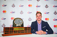 REGINA, SK - MAY 26: Top Prospect Andrei Svechnikov of the OHL Barrie Colts at the Brandt Centre on May 26, 2018 in Regina, Canada. (Photo by Marissa Baecker/CHL Images)