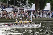 Henley, Great Britain.   Princess Grace Challenge Cup, South Australian Inst of Sport, Australia, at the 2007 Henley Royal Regatta,  Henley Reach, England 07/07/2007  [Mandatory credit Peter Spurrier/ Intersport Images] Rowing Courses, Henley Reach, Henley, ENGLAND . HRR.