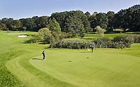 DELFT - Hole 5, Golfclub Concordia. FOTO KOEN SUYK
