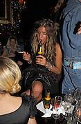Scarlett Strutt, Tatler magazine Little Black Book party, Tramp. Jermyn St. 10 November 2004. ONE TIME USE ONLY - DO NOT ARCHIVE  © Copyright Photograph by Dafydd Jones 66 Stockwell Park Rd. London SW9 0DA Tel 020 7733 0108 www.dafjones.com