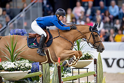 Heed Linda, SWE, Jarvis van D Abelendreef<br /> Gothenburg Trophy presented by Volvo<br /> LONGINES FEI World Cup™ Finals Gothenburg 2019<br /> © Hippo Foto - Dirk Caremans<br /> 06/04/2019