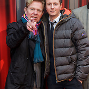NLD/Amsterdam/20150208 - Herpremiere Sonneveld, Michiel van Erp en ............
