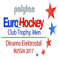 logo EuroHockey Club Trophy 2017 Men