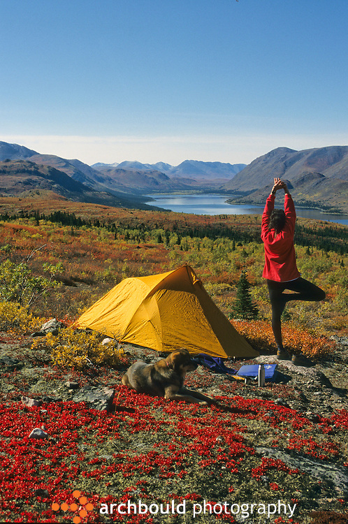 Yoga on Mt. McIntyre, Yukon<br /> <br /> NOT IN YOUR BUDGET? Contact Cathie for a price specific to your project.