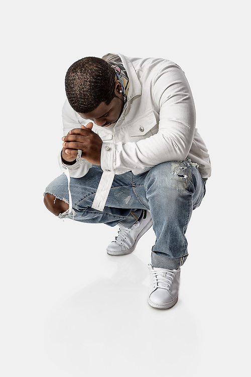 Portrait of ASAP Ferg by Michel Leroy PHOTOGRAPHER