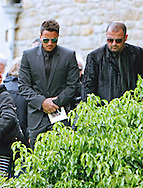 "PETER ANDRE AT ROBIN GIBB'S FUNERAL.Robin who died after a lon-running battle with cancer aged 62, was buried at St. mary's Church , Thame, Oxfordshire..Brother Barry Gibb,65, the last surviving member of the Bee Gees was joined by family members for the funeral service..Celebrity guests who attended the funeral included Peter Andre, Tim Rice, Susan George and Leslie Phillips_08/06/2012.Mandatory Credit Photo: ©NEWSPIX INTERNATIONAL..**ALL FEES PAYABLE TO: ""NEWSPIX INTERNATIONAL""**..IMMEDIATE CONFIRMATION OF USAGE REQUIRED:.Newspix International, 31 Chinnery Hill, Bishop's Stortford, ENGLAND CM23 3PS.Tel:+441279 324672  ; Fax: +441279656877.Mobile:  07775681153.e-mail: info@newspixinternational.co.uk"
