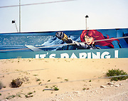Billboard in Dubailand