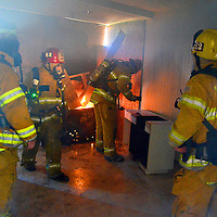 Santa Monica Fire Department Training