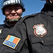 Mongolia. Eagle security, security company, french mongol company  Ulan Baatar ULN - /  Eagle security, societe de securite dirige par un francais  Oulan Bator - Mongolie