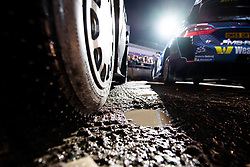 February 14, 2019 - Torsby, SVERIGE - 190214 Mud and gravel in Karlstad SSS 1 during Rally Sweden on february 14, 2019 in Torsby..Photo: Fredrik Karlsson / BILDBYRN / kod FK / Cop 185 (Credit Image: © Fredrik Karlsson/Bildbyran via ZUMA Press)