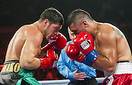 Boxing: Diego Magdaleno vs Oscar Bravo