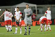 SZCZECIN 11/08/2010.FOOTBALL INTERNATIONAL FRIENDLY.POLAND v CAMEROON.PRZEMYSLAW TYTON /POL/.Fot: Piotr Hawalej / WROFOTO