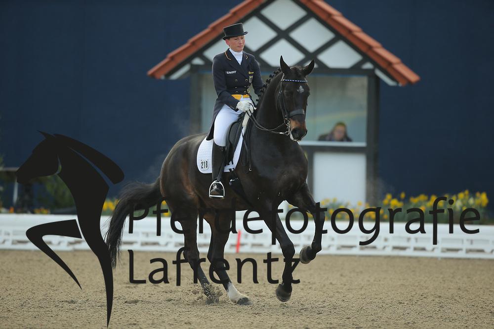 Balkenhol, Anabel, Diamonds Forever<br /> Hagen - Horses and Dreams 2013<br /> Grand Prix<br /> © www.sportfotos-lafrentz.de/Stefan Lafrentz