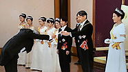 Emperor Naruhito Ascends Chrysanthemum Throne