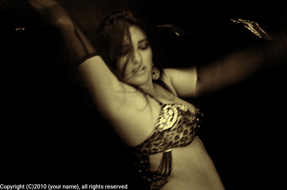 Istanbul Belly Dancer