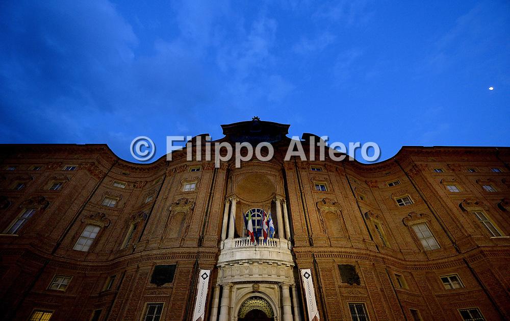 &copy; Filippo Alfero<br /> Palazzo Carignano<br /> Torino, 14/06/2016