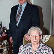 60 Jarig huwelijk in Vooranker Huizen
