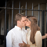 Tyler & Jessica Engagement Photo Session - New Orleans Frech Quarter - 1216 STUDIO Photography   Summer 2013